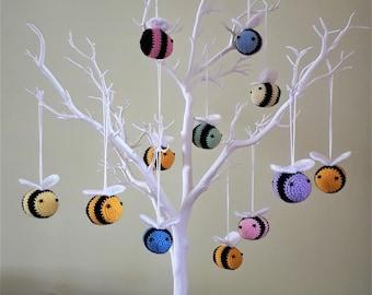 Bumble Bee, Crochet, Handmade, Various Colours