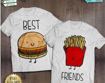 Couple t-shirt Best Friends