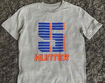 Nerf Battle Birthday Shirt