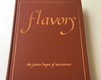 1978 Flavors San Antonio Junior League