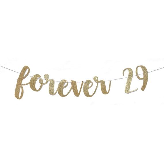 Geburtstag 30 29