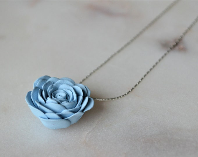 Mothers day gift - Gift for mom - Handmade gift for florist - Floral jewellery - Wedding jewellery - Bridal Jewellery - Spring Jewellery -
