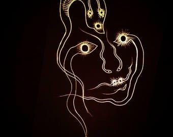 Serpent Face