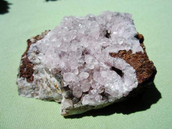Cobaltoan COBALTO CALCITE Cobaltocalcite Bou Azzer, Morocco 123g