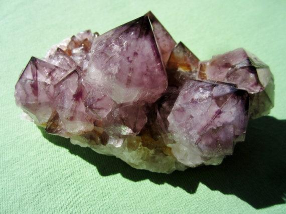 SPIRIT QUARTZ Cluster (Cactus Quartz)  Mpumalanga, South Africa 357g
