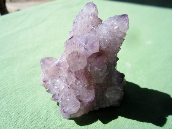 SPIRIT QUARTZ Cluster (Cactus Quartz)  Mpumalanga, South Africa 193g
