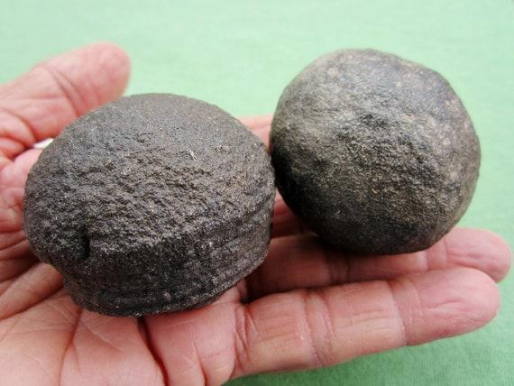 MOQUI MARBLES 'Male/Female' Pair  Shaman Stone 315g