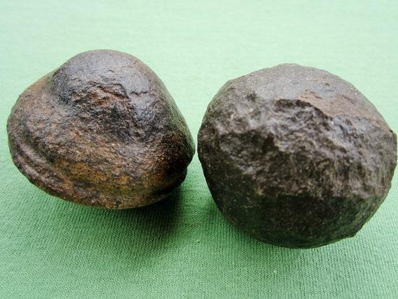MOQUI MARBLES 'Male/Female' Pair  Shaman Stone 259g
