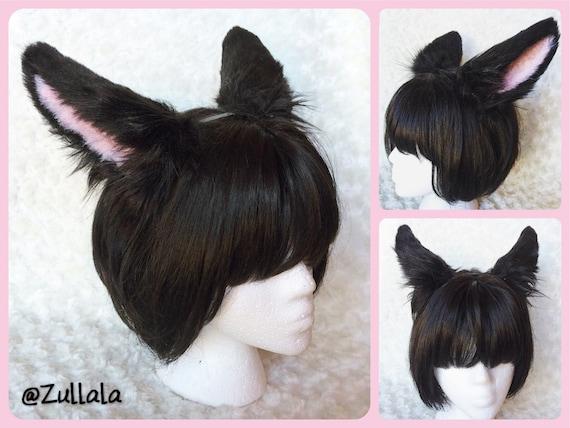 Kitten Ears Cat Ears Miqo/'te Ears Miqote Ears