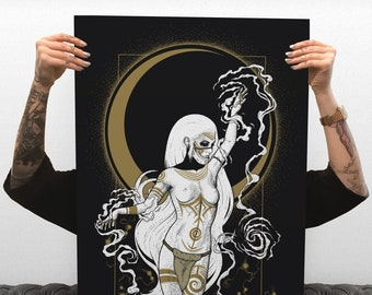 RITUAL. | Screen Print / Poster / limited