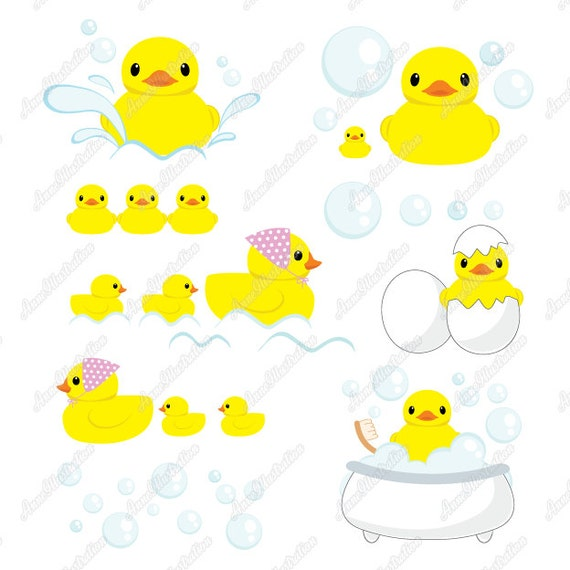 63 personalised stickers address party bag thank you rubber duck ducky