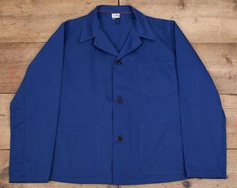 Color Block Duck CanvasDenim Chore Jacket
