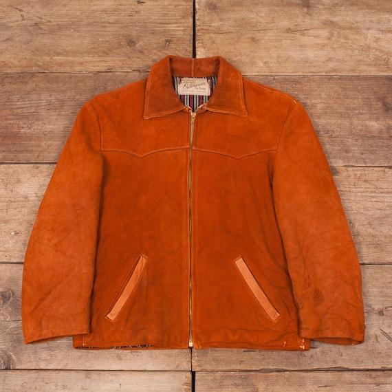 Orange Men's Coats & Jackets Sears