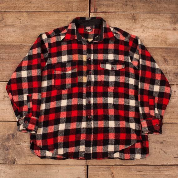 Mens Vintage Woolrich 40s 50s Lumberjack Workwear