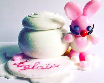 Fimo Rabbit Etsy