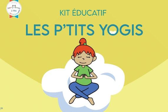 Educational Kit: Les P'tits Yogis on CD