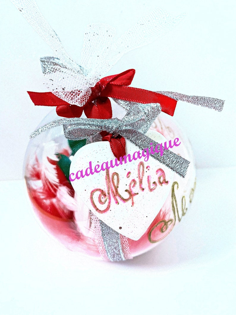 Boule De Plume A Suspendre mobile baby - suspension - pixie - baby - miniature - fimo - bespoke -  magic gift