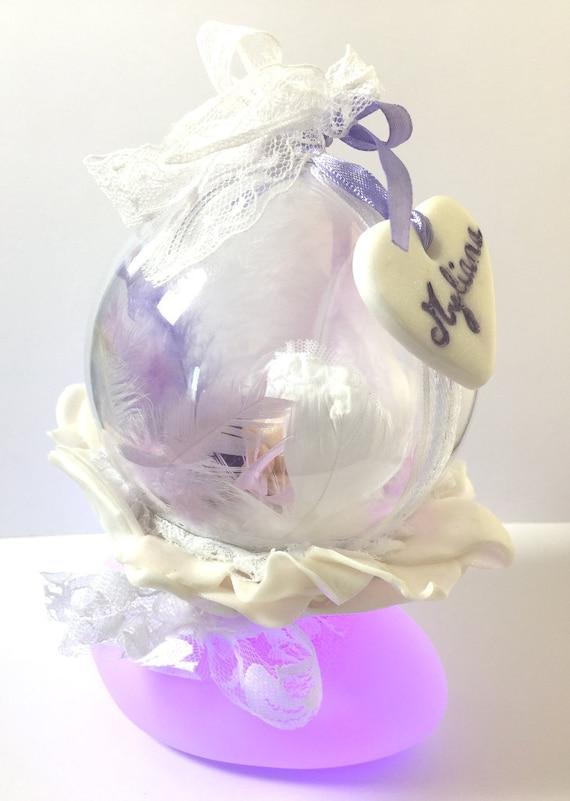 Veilleuse Bebe Idee Cadeau Bapteme Naissance Baby Shower Lampe Led