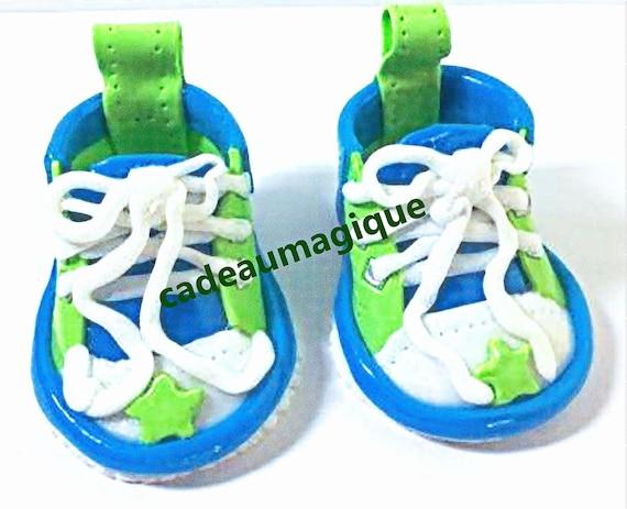 Converse Chaussure Cadeau Annonce Naissance Grossesse Baby Shower Decorations