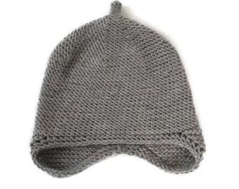 c4c4c776885 Toddler winter hat. Knit kids hat. Kids beanie from merino wool