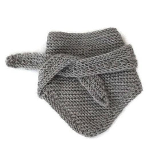 df673ca0db45 écharpe en tricot à la main   childs foulard   écharpe   Etsy