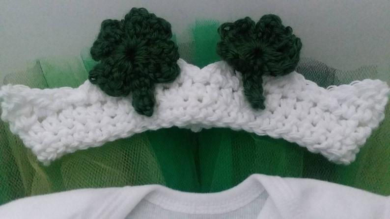 St Patrick/'s Day tutu set