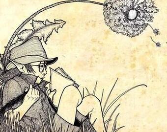 Dandelion Day Dreams