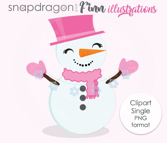 Download Snowman Clipart Cute