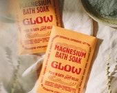 Magnesium Bath Soak Glow