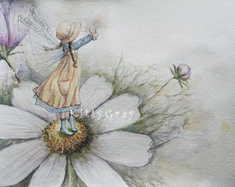 Thumbelina - Dream of flying