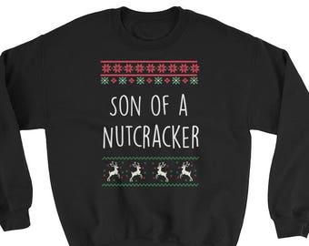 Nutcracker Sweater Etsy