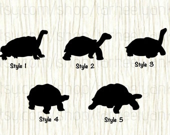Tortoise Car Decal, Tortoise Decal, Turtle Car Decal, Turtle Decal, Reptile Car Decal, Reptile Decal, Amnoite Decal