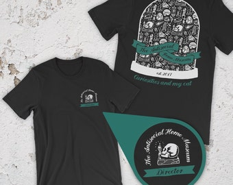 Antisocial Home Museum T-Shirt