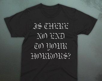 House of Usher Horrors T-Shirt