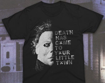 Death Has Come Boogeyman T-Shirt Halloween