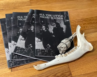 All The Little Night Sounds Chapbook