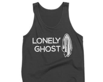 Lonely Ghost Tank Top