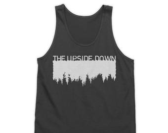 The Upside Down Tank Top Stranger Things