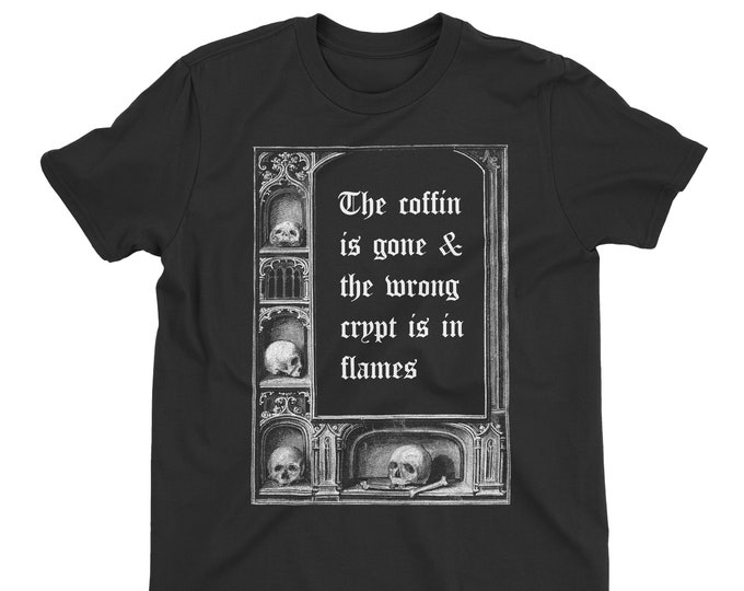 Featured listing image: Coffin is Gone T-Shirt