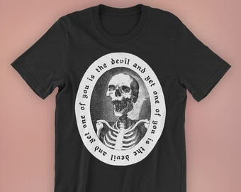 And Yet The Devil T-Shirt