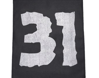 31 Cloth Large Back Patch