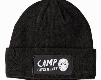 Camp Crystal Lake Beanie