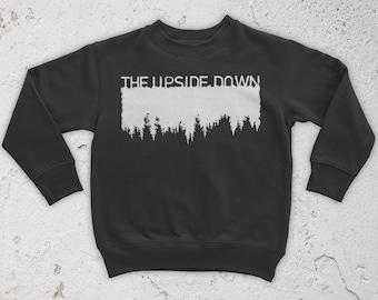 The Upside Down Sweatshirt Stranger Things