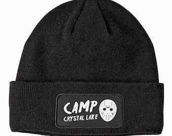 Camp Crystal Lake Beanie