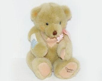 791060280db Cherished Teddies Plush Bear by Dakin Authentic - 1964