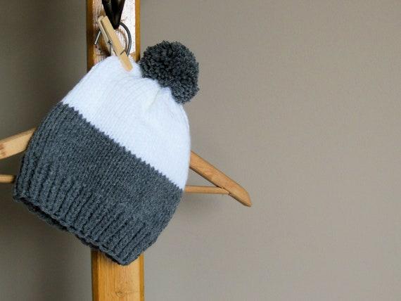 a57349ae0ab KNITTING PATTERN Knit Winter Hat Pattern Knit Hat Pattern