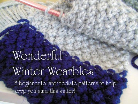 c3dcfa30968 KNITTING PATTERNS Wonderful Winter Wearables