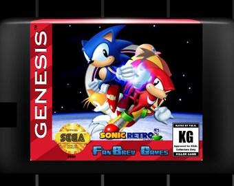 SPECIAL ORDER Sonic 3D Blast Director's Cut | Etsy