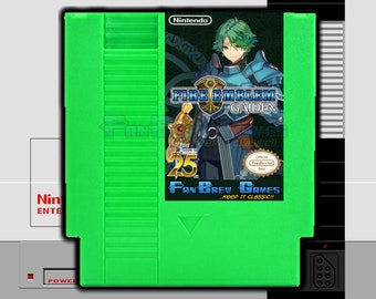 "IN STOCK! ""Fire Emblem Gaiden"" Unreleased Nintendo NES Strategy Role Playing Game!"