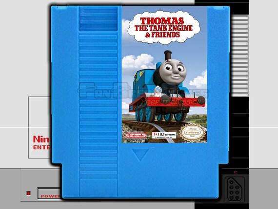 Thomas the Train Hand Painted Kids Converse   Kids converse